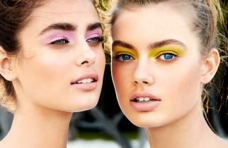 Make-up trends voor de lente, zomer 2015