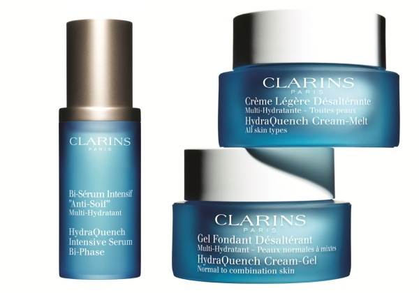 Clarins, Hydra Quench Cream will save your dehydrated face skin