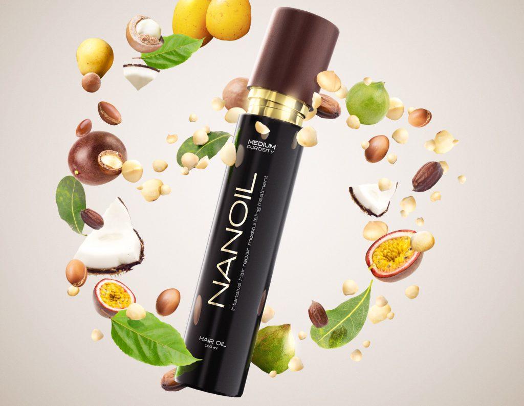 Nanoil - ideal cosmetic