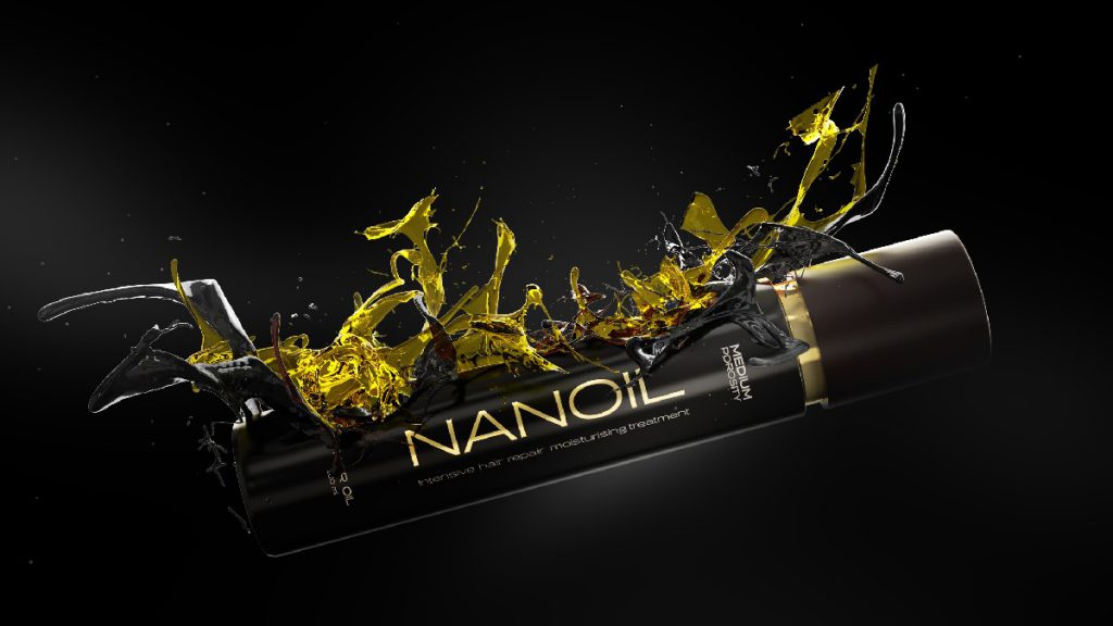 Nanoil hair oil – presentation of an ideal hair cosmetic