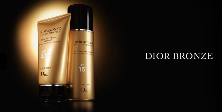 Dior Bronze as fast and easy way of suntan gaining