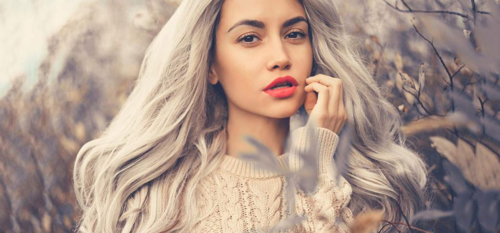 Grey hair: How should you take care of it?