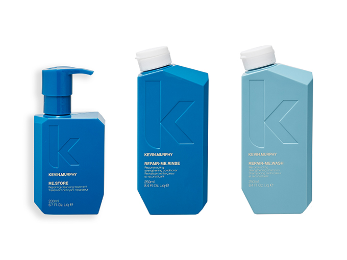 Repair Me! Kevin Murphy's hair products