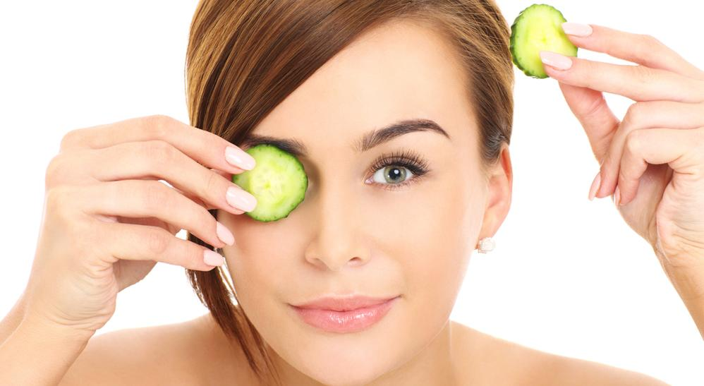 DIY – the best homemade masks for the eye area