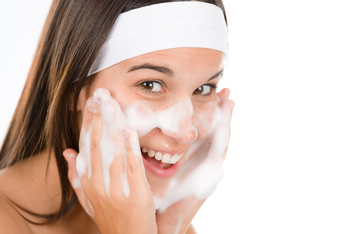 Problematic skin – no problem! How to take care of a teenage skin