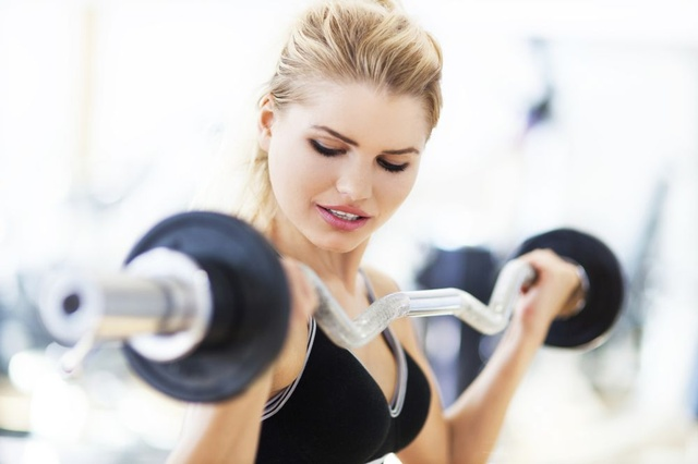 Hair and body FIT-style care. Which cosmetics to use for gym?