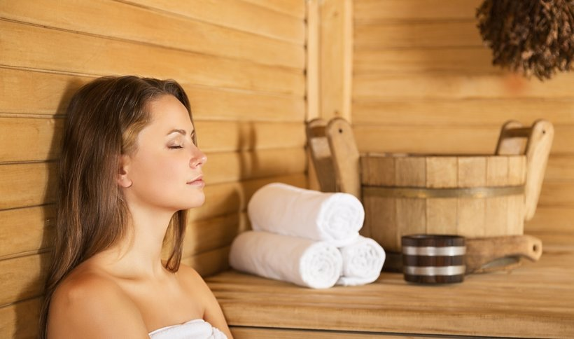 Beauty Above 120 Celsius Degrees. How Sauna Affects Your Skin & Hair?