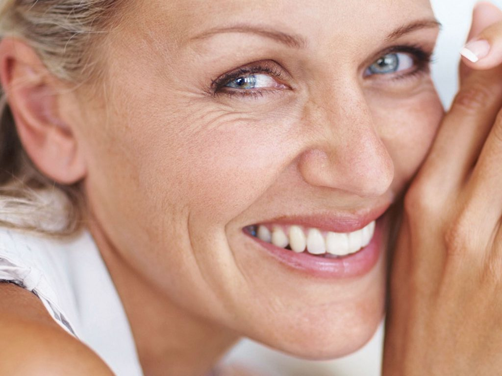 Mature skin care problems – characteristics and methods of care