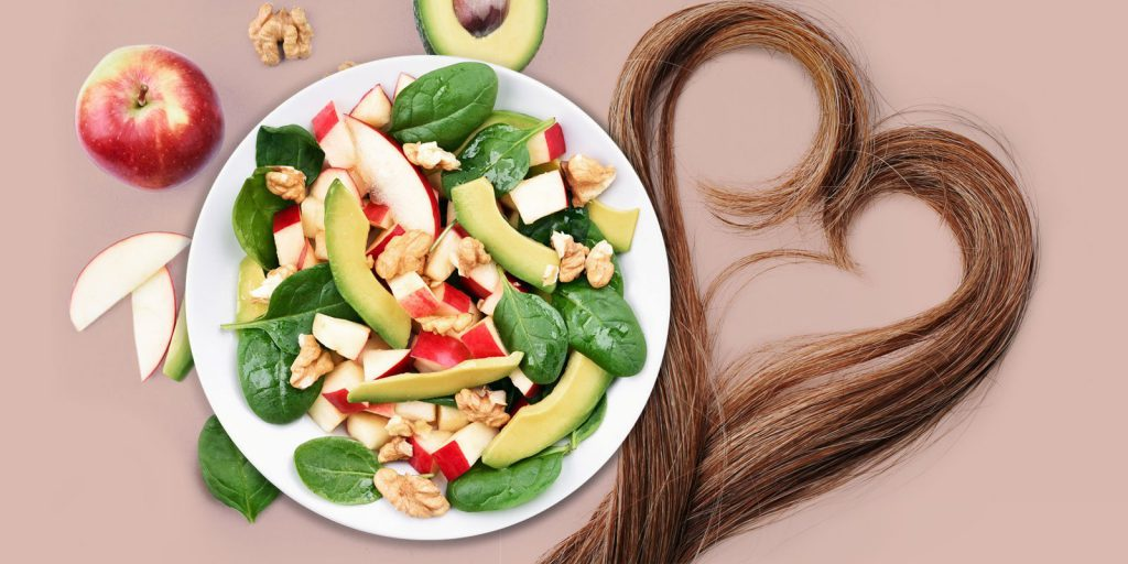 Feed your hair! What to eat to have healthy and strong hair?