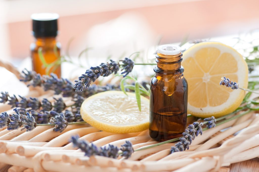 Essential Oils Not Only for the Skin and Hair. Home Cleaning DIY