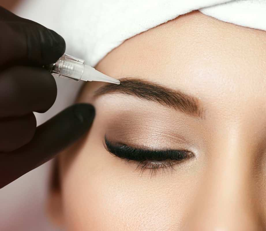 Eyebrow permanent make-up. Is it really worth it?