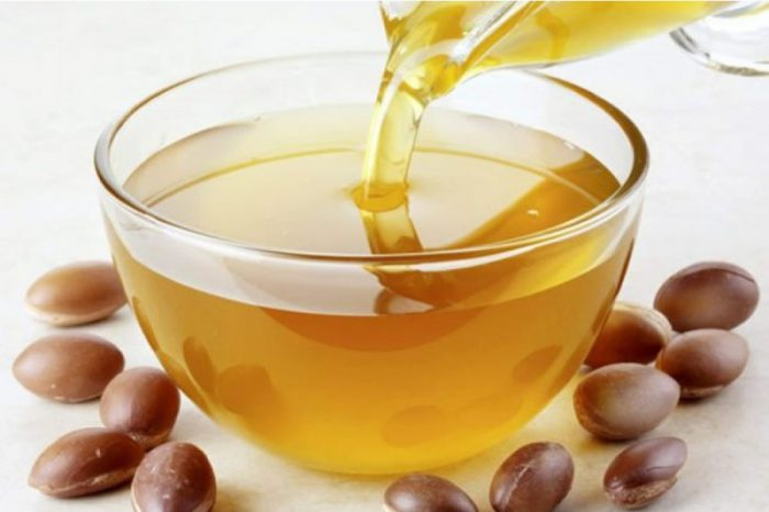 Argan oil – the best stylist in the world.